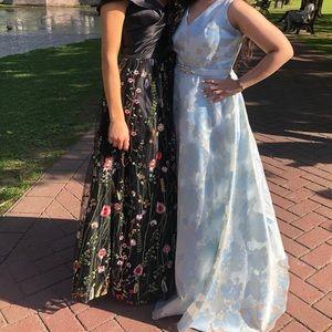 Eliza J Prom Dress/ Ballgown